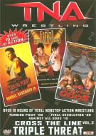 Total Nonstop Action Wrestling: Cross The Line Volume 3 Movie