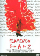Flamenco From A to Z Movie