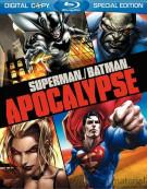 Superman / Batman: Apocalypse - Special Edition Blu-ray