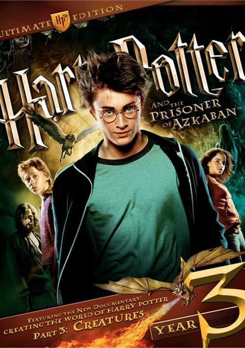 Harry Potter And The Prisoner Of Azkaban: Ultimate Edition Movie