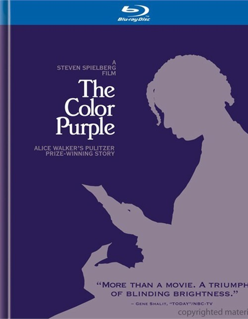 Color Purple, The Blu-ray