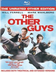 Other Guys, The: The Unrated Other Edition Blu-ray
