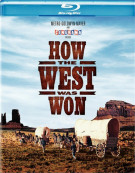 How The West Was Won Blu-ray