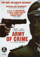 Army Of Crime Movie