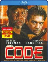 Code, The (Blu-ray + DVD) Blu-ray