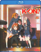 K-ON! Volume 1 Blu-ray