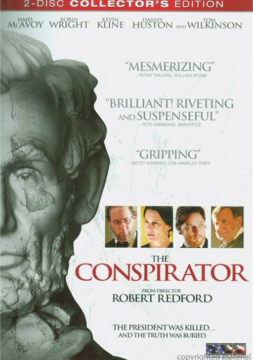 Conspirator, The Movie
