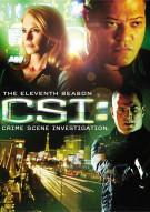 CSI: Crime Scene Investigation - The Eleventh Season Movie