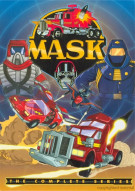 M.A.S.K.: The Complete Series Movie