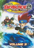 Beyblade: Metal Fusion - Volume 3 Movie