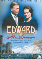 Edward & Mrs. Simpson (Repackage) Movie