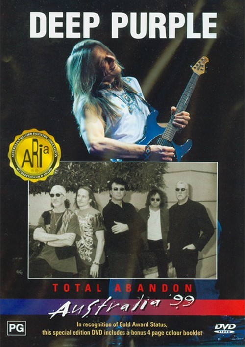 Deep Purple: Total Abandon - Special Edition Movie