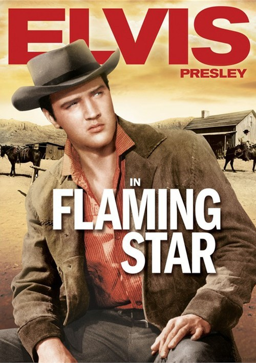 Flaming Star (Repackage) Movie