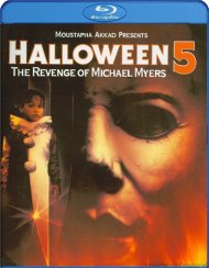 Halloween 5: The Revenge Of Michael Myers Blu-ray