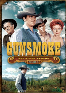 Gunsmoke: The Sixth Season - Volume Two Movie
