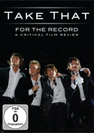 Take That: For The Record - A Critical Film Review Movie