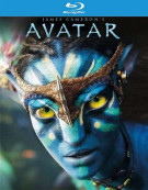 Avatar 3D: Limited Edition (Blu-ray 3D + Blu-ray + DVD) (Repackage) Blu-ray