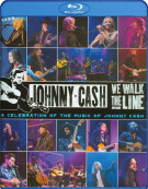 We Walk The Line: A Celebration Of The Music Of Johnny Cash Blu-ray