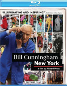 Bill Cunningham New York Blu-ray