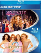 Sex And The City / Sex And The City 2 (Double Feature) Blu-ray