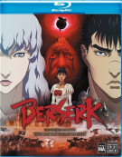 Berserk: The Golden Age Arc 2 - The Battle For Doldrey Blu-ray