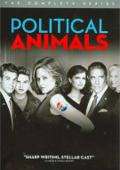 Political Animals: The Complete Series Movie