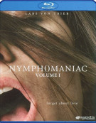 Nymphomaniac: Volume 1 Blu-ray