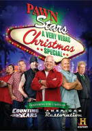 Pawn Stars: A Very Vegas Christmas Special Movie