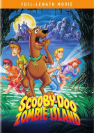 Scooby-Doo On Zombie Island Movie