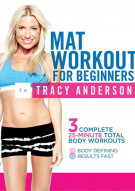 Tracy Anderson: Mat Workout For Beginners Movie