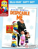 Despicable Me - Limited Edition Holiday Blu-Ray Gift Set Blu-ray