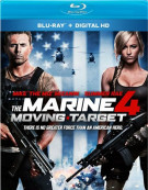 Marine 4, The: Moving Target (Blu-ray + UltraViolet) Blu-ray