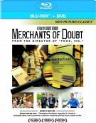 Merchants Of Doubt (Blu-ray + DVD) Blu-ray