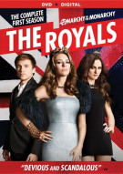 Royals, The: The Complete First Season (DVD + UltraViolet) Movie
