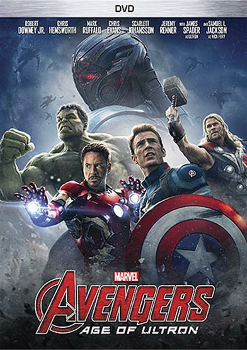 The avengers 2 dvd release date