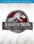 Jurassic Park Collection (Blu-ray + UltraViolet) Blu-ray