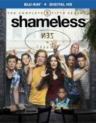 Shameless: The Complete Fifth Season (Blu-ray + UltraViolet) Blu-ray