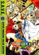 Binbo-Gami Ga: Good Luck Girl: The Complete Series Movie