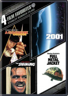 4 Film Favorites: Stanley Kubrick Films Movie