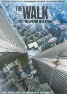 Walk, The (DVD + UltraViolet) Movie