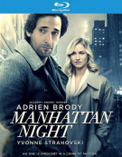 Manhattan Night (Blu-ray + UltraViolet) Blu-ray