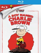 Peanuts: A Boy Named Charlie Brown Blu-ray