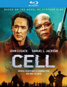 Cell (Blu-ray + UltraViolet) Blu-ray