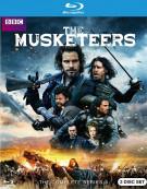 Musketeers, The: Season Three Blu-ray
