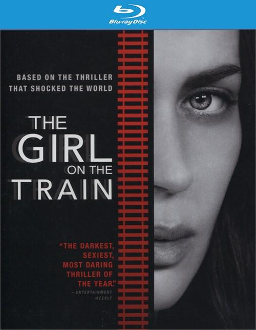Girl On The Train, The (Blu-ray + DVD + UltraViolet) Blu-ray