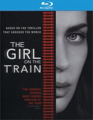 Girl On The Train, The (Blu-ray + DVD + UltraViolet) Blu-ray