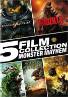 5 Film Collection: Monster Mayhem Movie