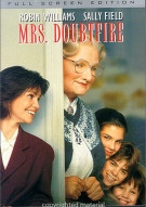 Mrs. Doubtfire (Full Screen) Movie