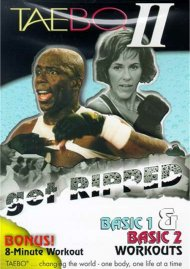 Tae Bo II: Get Ripped - Basic 1 & Basic 2 Workouts Movie