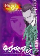 Gasaraki 6: Fires Of War Movie